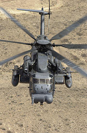 An MH-53J Pave Low IIIE