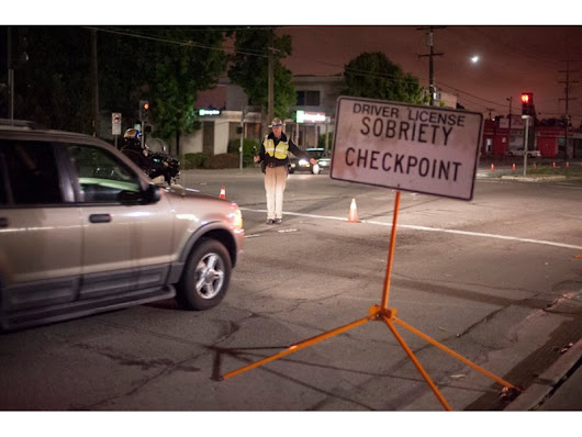 Heads Up, Piedmont: CHP to Hold Sobriety Checkpoint Friday
