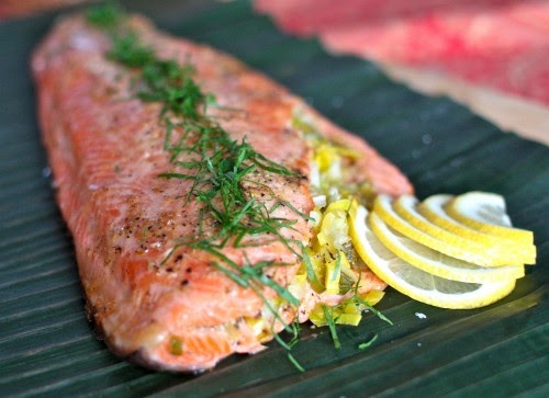 Salmon Recipes Oven With Sauce Grilled Easy For Christmas