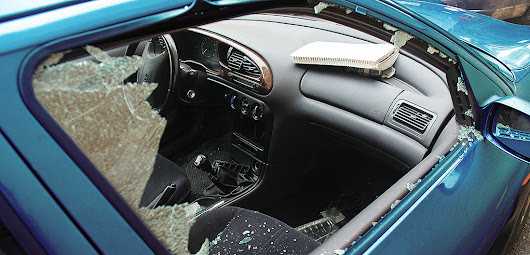 My Car Was Broken Into. Now What? - Plumer Insurance Agency, Inc.