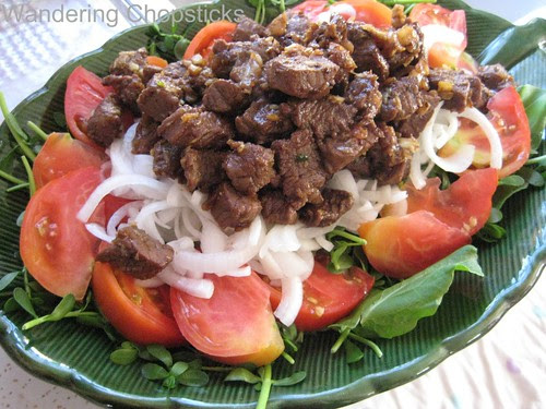 Bo Luc Lac (Vietnamese Shaking Beef) 3