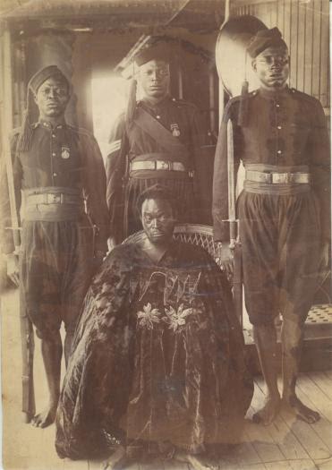 Ovonramwen, Oba of Benin