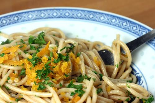 Spaghetti alla bottarga 2