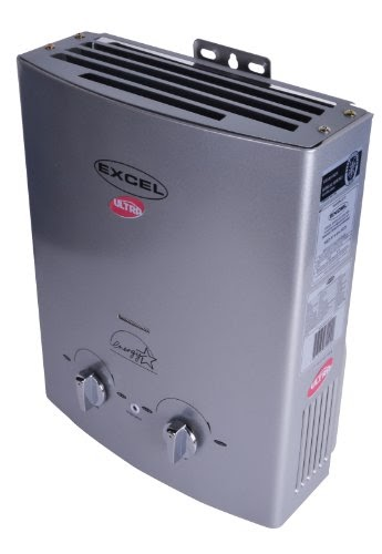 lowest price excel 1.6 gpm silver color lpg gas ventfree tankless