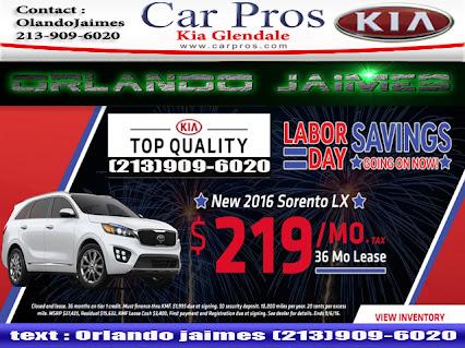 Car Pros Kia Lease Specials