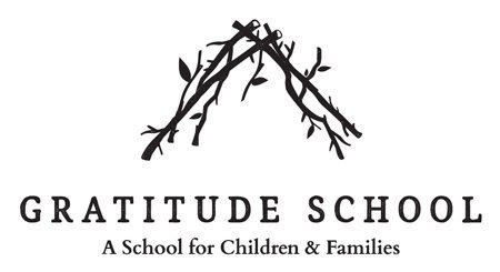 Gratitude School Logo Design | BlackStone Studio
