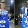 Kobe Bryant, Steve Nash receive Italian national team jerseys