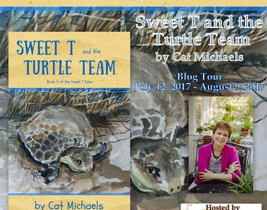 Sweet T and the Turtle Team Book Blitz and Giveaway