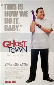 Ghost town Official Poster
