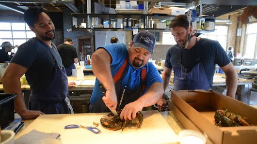 Face Time: Mike Brown, Bob Gerken and James Winberg of Travail Kitchen and Amusements - Minneapolis / St. Paul Business Journal