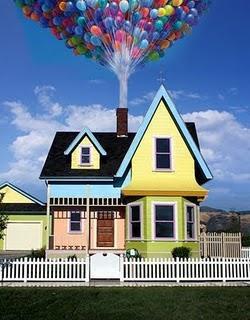 La casa de UP puede ser tuya en la vida real