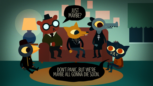 Night in the Woods - Análisis - A day in the life | IGN España