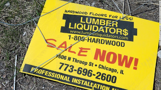 Danger of some laminate wood flooring was underestimated, report says -
