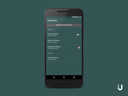 Building an Android Settings Screen (Part 4)