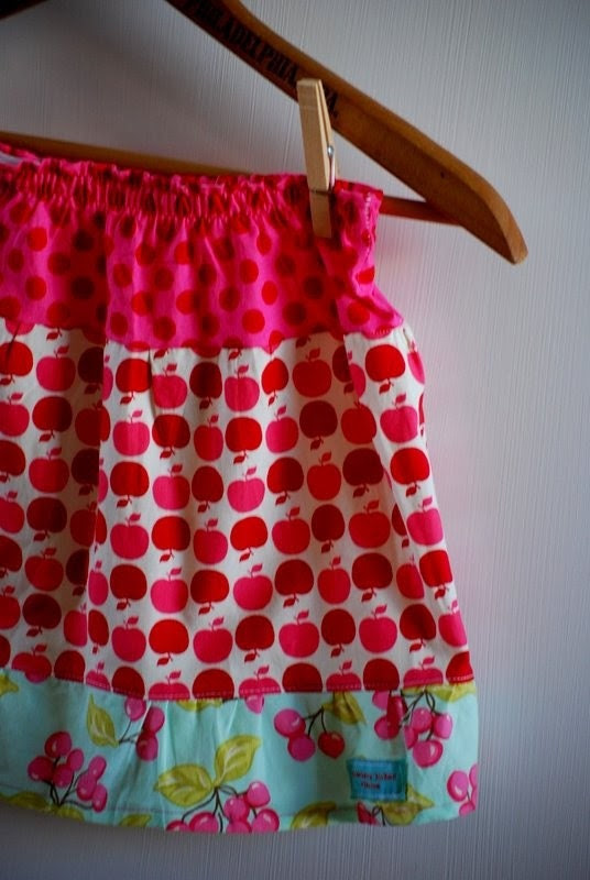 Farmer's Market Spring/Summer Skirt size 4, 5 or 6