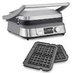 Cuisinart Home Liege Waffle Maker and Griddler GR-5B