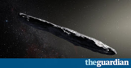 Astronomers to check interstellar body for signs of alien technology | Science | The Guardian