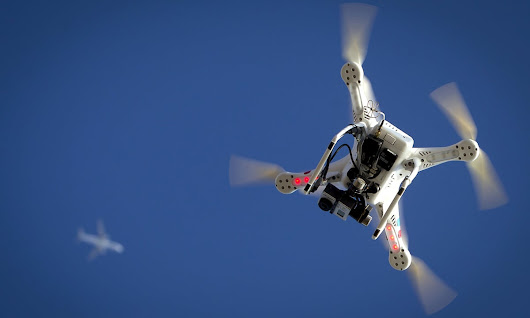 Nearly 300,000 civilian drones registered in US in 30 days