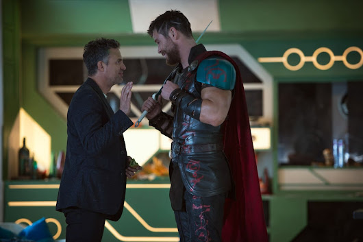 Spoiler Free Thor Ragnarok Movie Review & If It's Family-Friendly