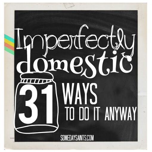 Imperfectly Domestic: A Reality Series