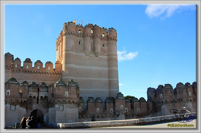 Elliodeabi castillo de coca segovia - Casa de la paca coca segovia ...