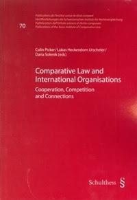 Comparative Law and International Organisations