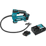 Makita MP100DWRX1 12V Max CXT Lithium-Ion Cordless Inflator 2.0Ah Kit