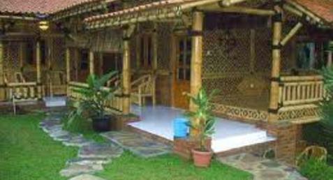 rumah bambu sederhana modern ~ gambar rumah idaman
