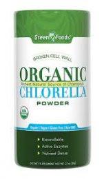Organic Chlorella - 60 g in Polvere