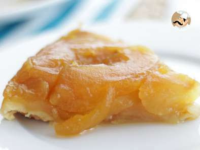 Tarta Tatin francesa de manzana, Foto 3