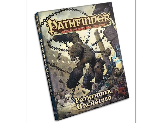 Paizo Releases Pathfinder Roleplaying Game: Pathfinder Unchained