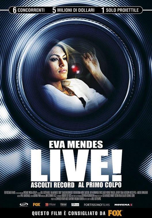 Risultati immagini per live! movie poster