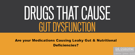 Medications That Cause Gut Dysfunction | Gluten-Free Society