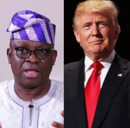 Nigerians laugh,after Fayose declared intentions to run for presidency,2019. See why!
