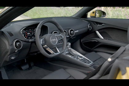 2018 Audi Tt Coupe Interior