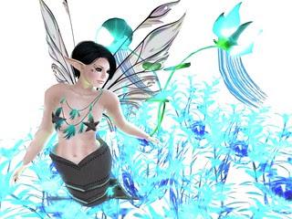 Hunt Prizes 2: Fantasy Flora