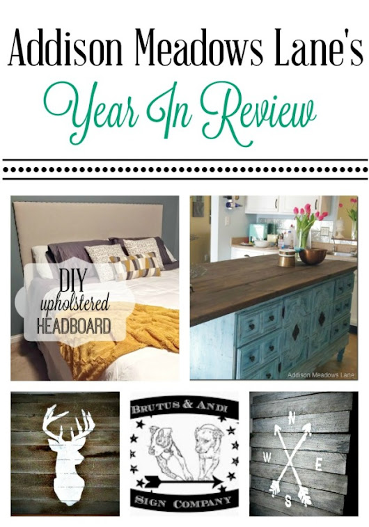 Addison Meadows Lane's 2014 RE-Cap and Blog Hop · Addison Meadows Lane