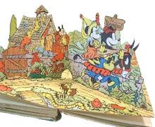 Mickey Mouse in King Arthur's Court by Walt Disney