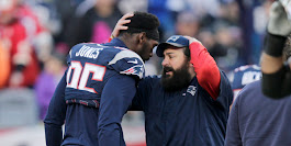New England Patriots defensive coordinator Matt Patricia is expected to become the Detroit Lions' 27th head coach. Winslow Townson, AP