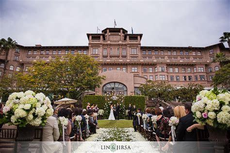 Langham Hotel Pasadena Wedding   Kosta & Stephanie