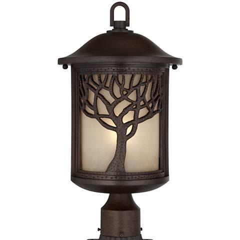 Rustic Outdoor Post Lights | Lamps Plus