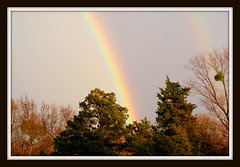Christmas Rainbow - By Chuck Thompson of TTC Media