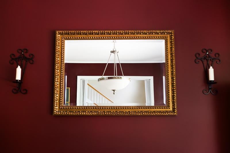 Update An Old Mirror Frame Diy Painting Tutorial Brownie Bites Blog