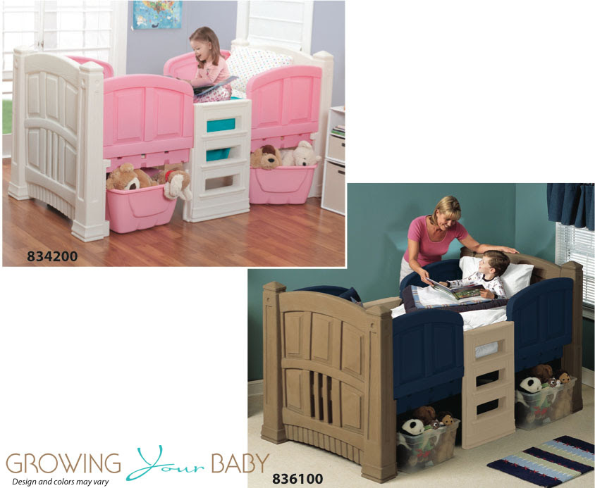 Step2 Toddler loft bed - Growing Your Baby