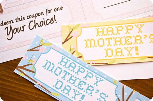Free Mother's Day Gifts for your Mom
