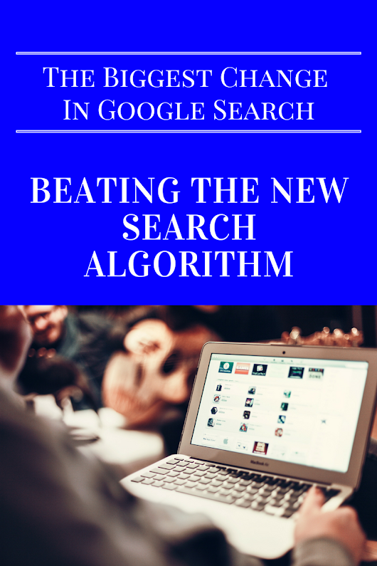 The Biggest Change in Internet Search: Beating The Keyword Algorithm