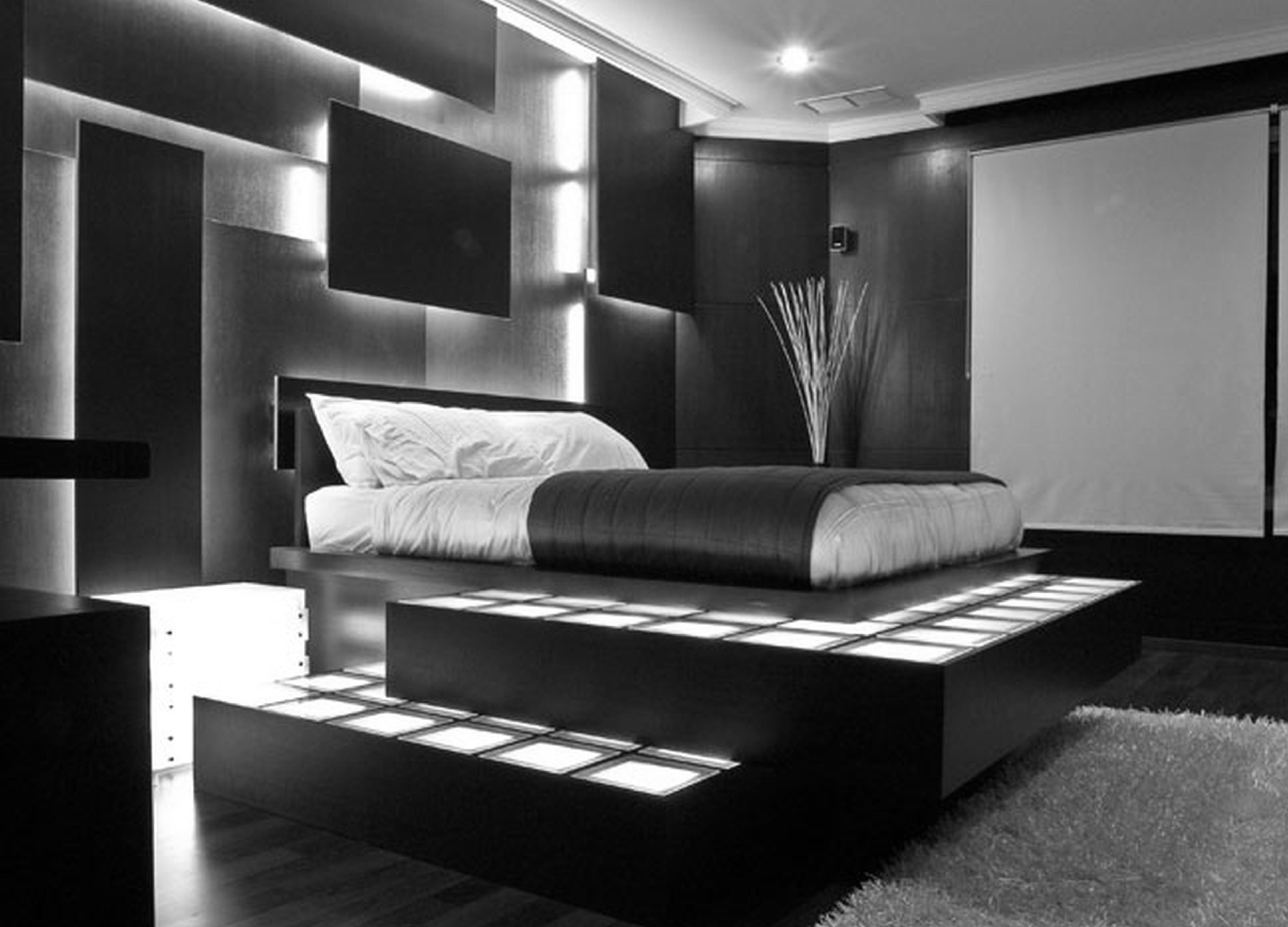 34 STYLISH MASCULINE BEDROOMS ....... - Godfather Style