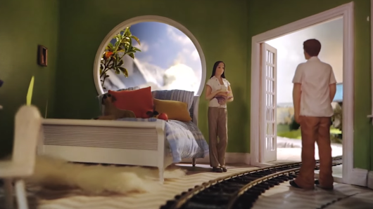 Ad of the Day: Airbnb Created a Beautifully Intricate Tour of the World in Miniature