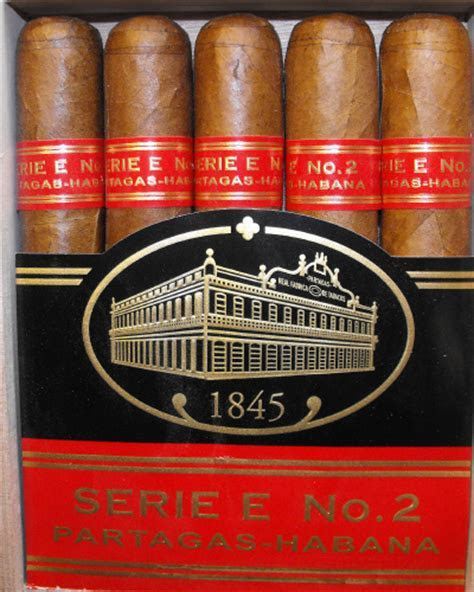 Partagas Serie E No. 2   Box 5s
