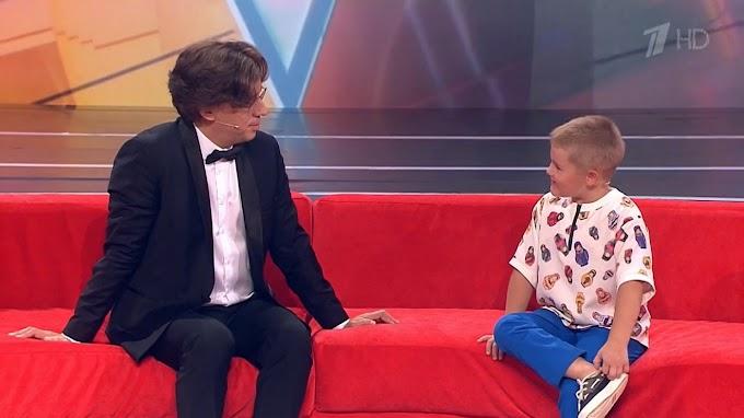 Даниил Гулюмов из Урая покорил шоу на Первом канале